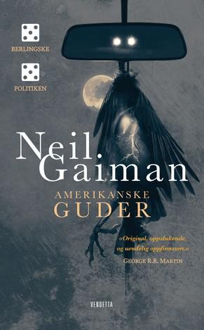 Neil Gaiman | Neil's Work | Books | American Gods