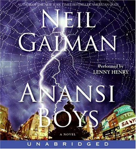 Anansi Boys - Audio CD