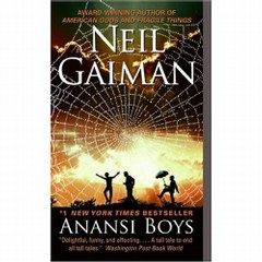 Anansi Boys - US - Mass Market