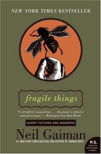 Fragile Things - US - Paperback (P.S.)