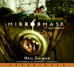 MirrorMask, Children's Edition - Unabridged CD