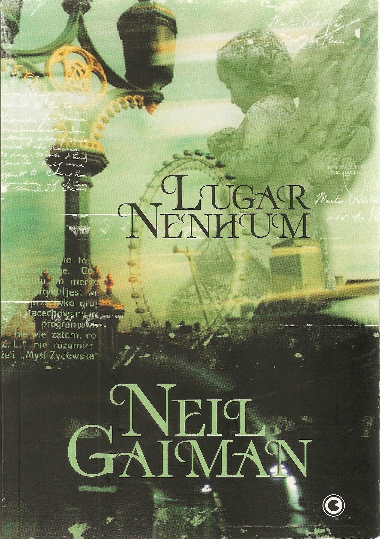 Fluidity of Time: Neverwhere by Neil Gaiman