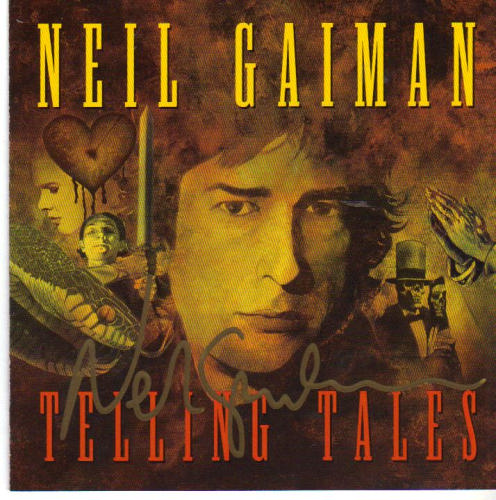 Telling Tales - Audio CD