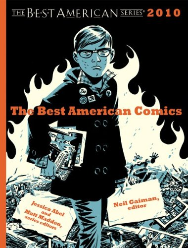 The Best American Comics 2010 - Hardcover