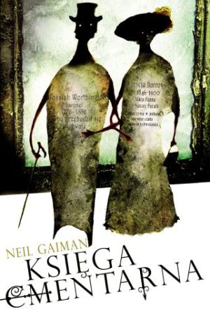 The Graveyard Book - Poland - Paperback