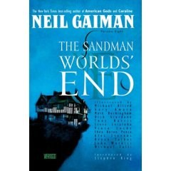 The Sandman Vol. 8: Worlds' End - Paperback