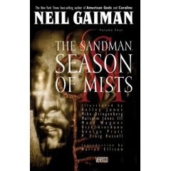 The Sandman Vol. 4: Season of Mists - Paperback