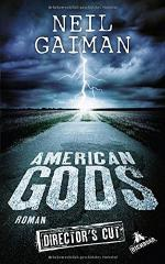 American Gods - Germany - Paperback