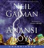 Anansi Boys - Audio